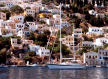 Symi - the harbour at Yialos