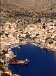 Symi - harbour improvements 2001